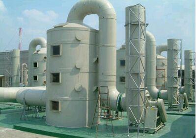 电厂tuo硫塔